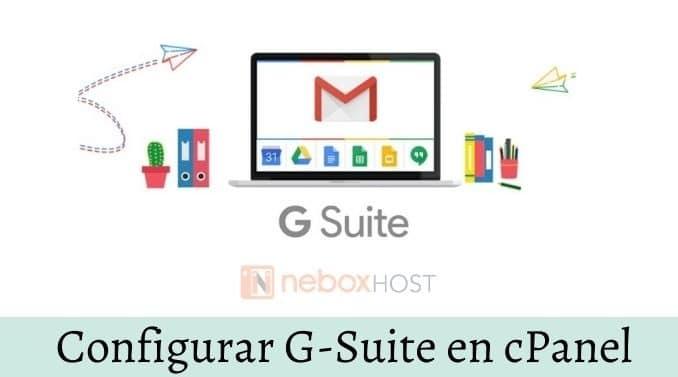 G-Suite en cPanel