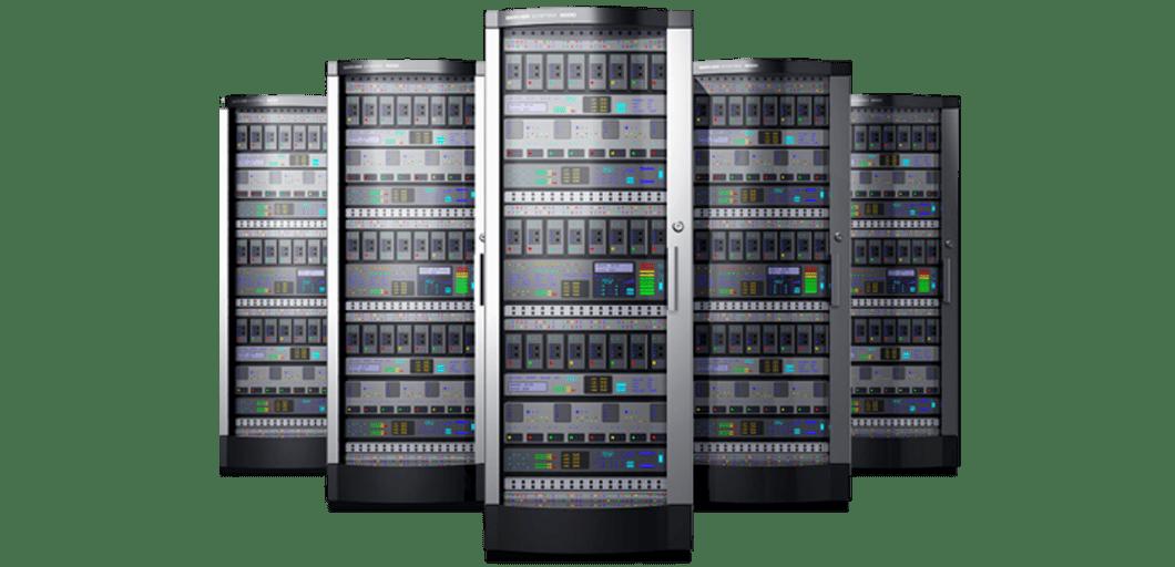 Neboxhost Data Centers Servidores de primer nivel